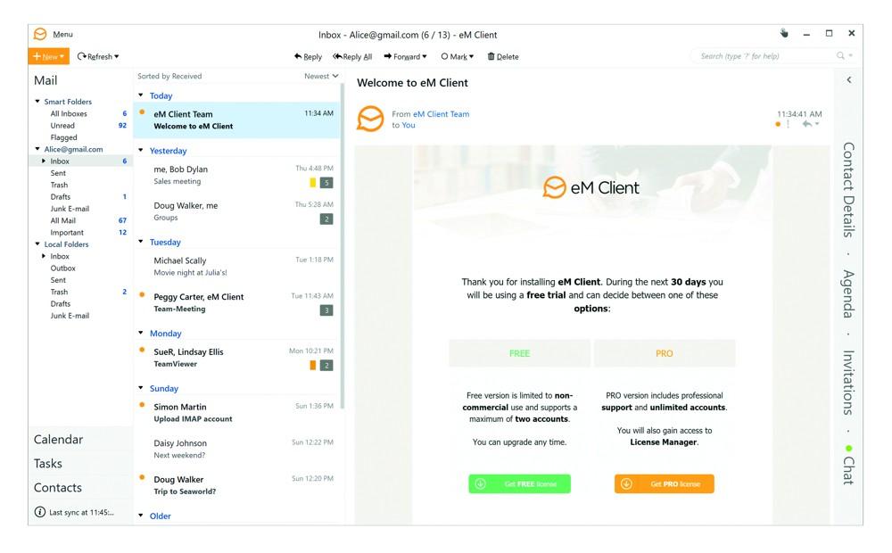 eM Client von eM Client.