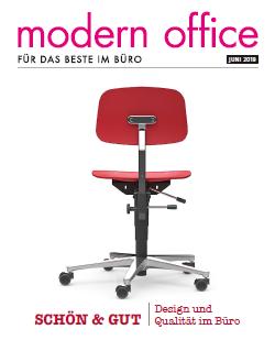 Modern Office: Schön & gut | Design und Qualität im Büro