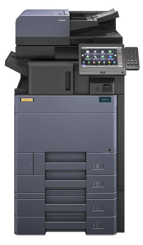DIN-A3-Multifunktionssysteme von UTAX.