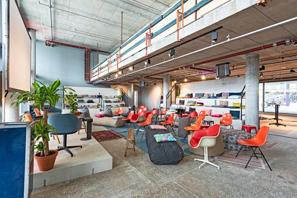 Worklab für kreatives Arbeiten. Abbildung: Design Offices