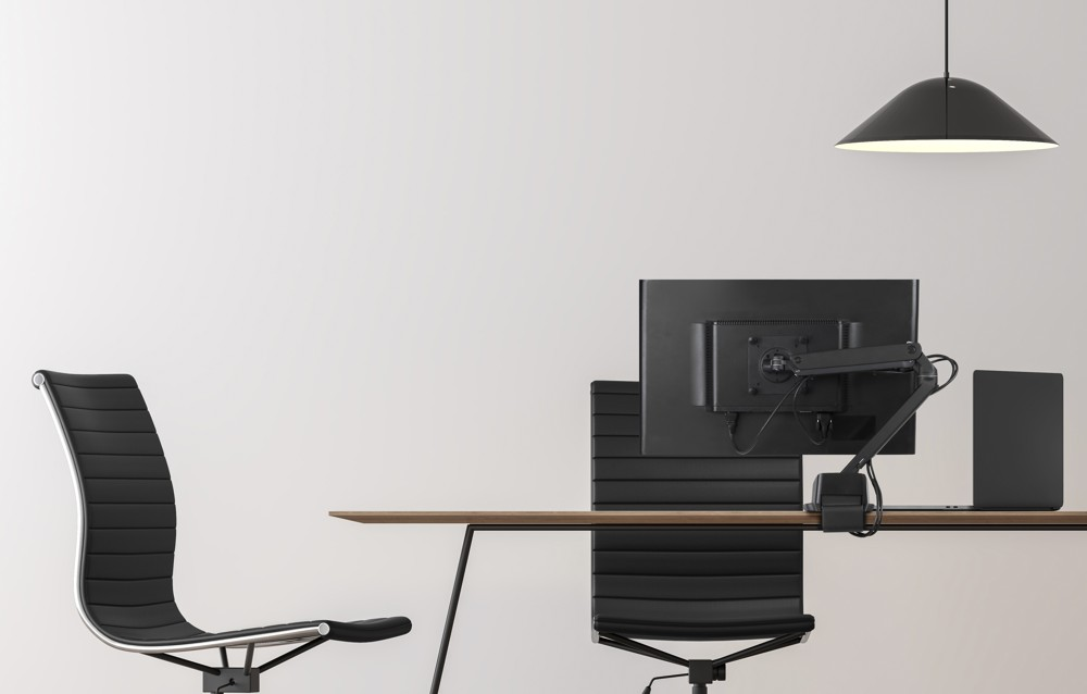 MXV Single Monitor Arm. Abbildung: Ergotron