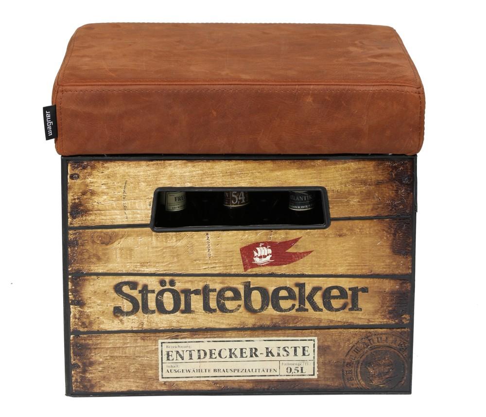 W-Beer Bierkistenhocker von Wagner