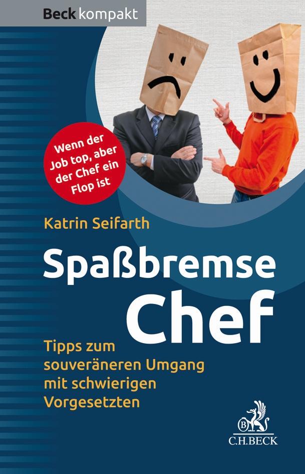 Katrin Seifarth weiß, wie man in heiklen Situationen agiert.