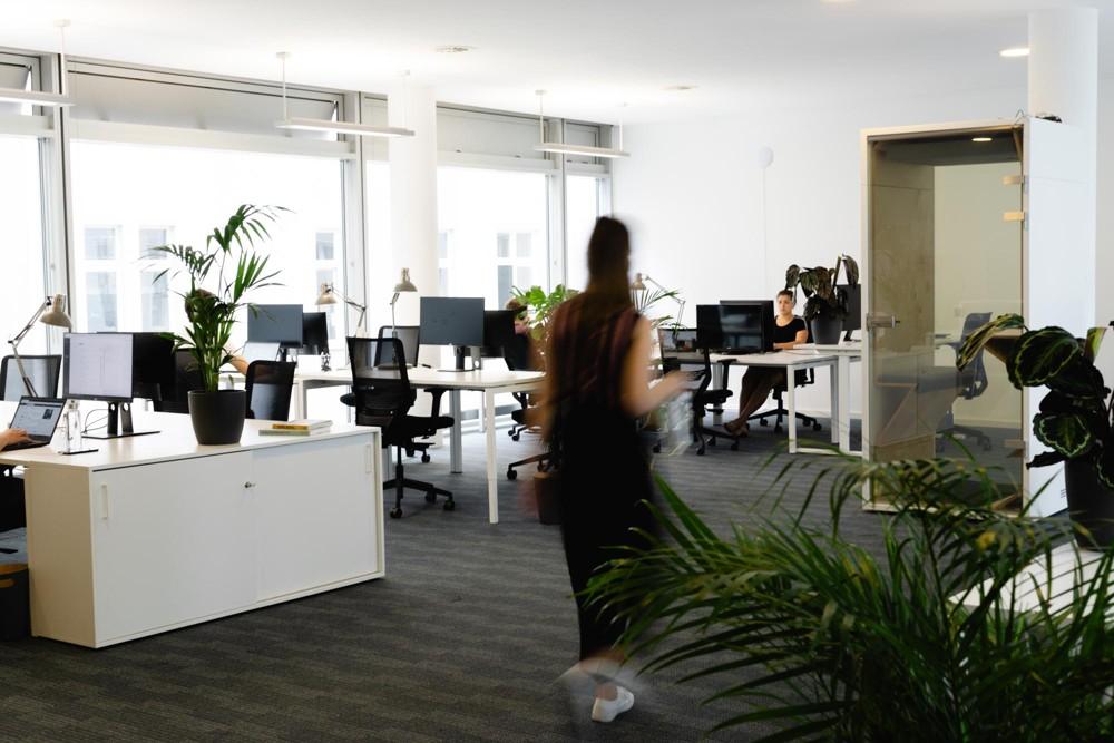 Office as a Service: Warum nicht die ganze Büroausstattung mieten? Abbildung: Lendis