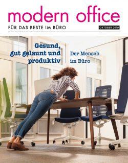 Modern Office: Gesund, gut gelaunt und produktiv | Der Mensch im Büro