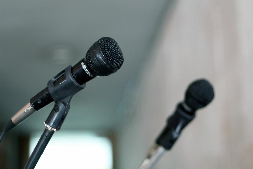 Gelungene Präsentationen verhelfen zum Karriereschub. Abbildung: Pixabay