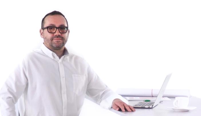 Stefan Zoell, Gründer, Geschäftsführer, Designer, Kinema GmbH.