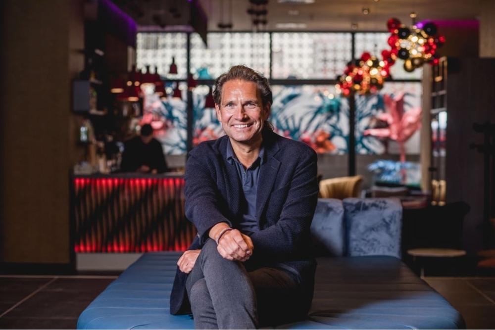 Andreas Neudahm ist seit 2008 für das Interior Design der Leonardo Hotels Central Europe zuständig. Abbildung: Neudahm Design