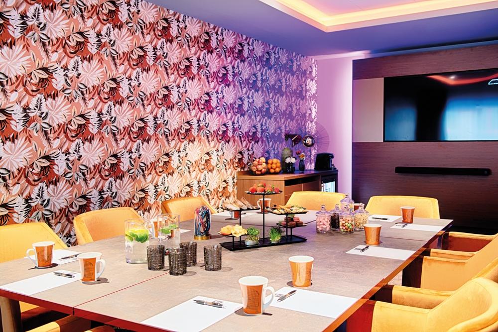 Für die besondere Tagung im NYX Hotel in Mannheim. Abbildung: Leonardo Hotels Central Europe