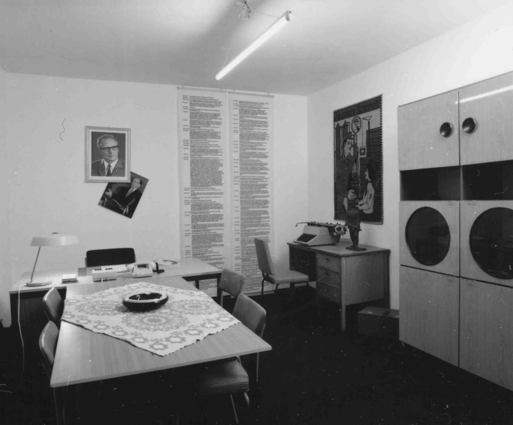 Office Ost: Wie sahen Büros in der DDR aus?