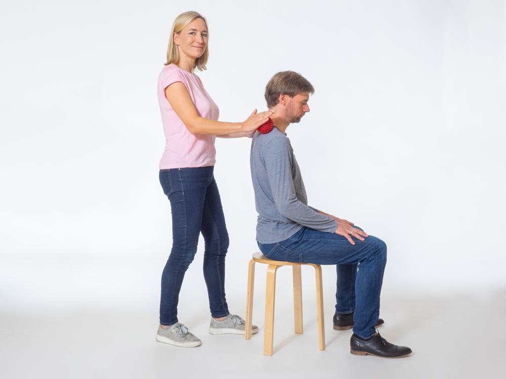 Der Tag der Rückengesundheit will die Prävention der Volkskrankheit ins Gedächtnis rufen. Abbildung: AGR/BdR e. V./Folkert Groeneveld