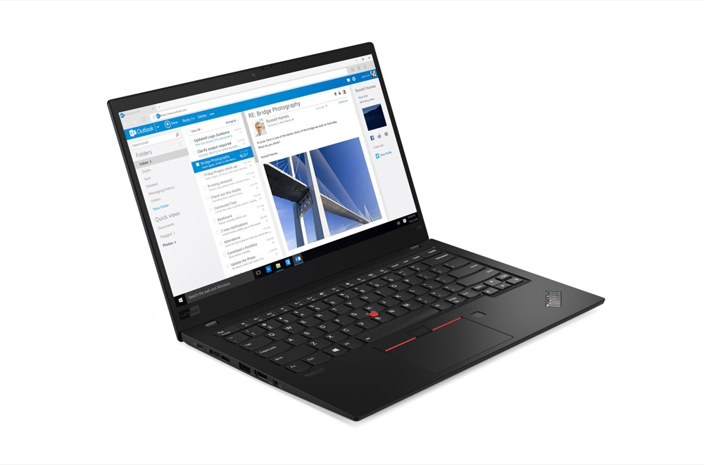 ThinkPad X1 Carbon von Lenovo.