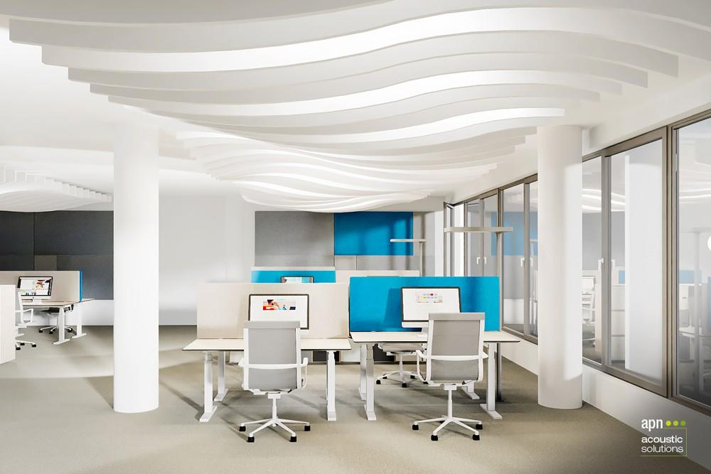 Lamella free von APN Acoustic Solutions.