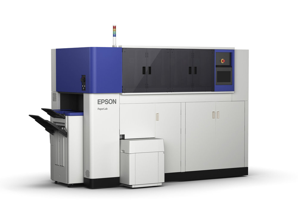 das Paperlab von Epson