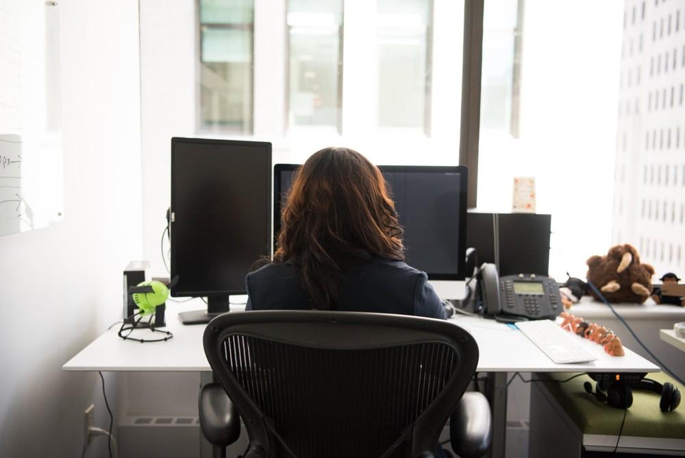 Viele Office-Worker wünschen sich Klimaneutralität. Abbildung: Pexels