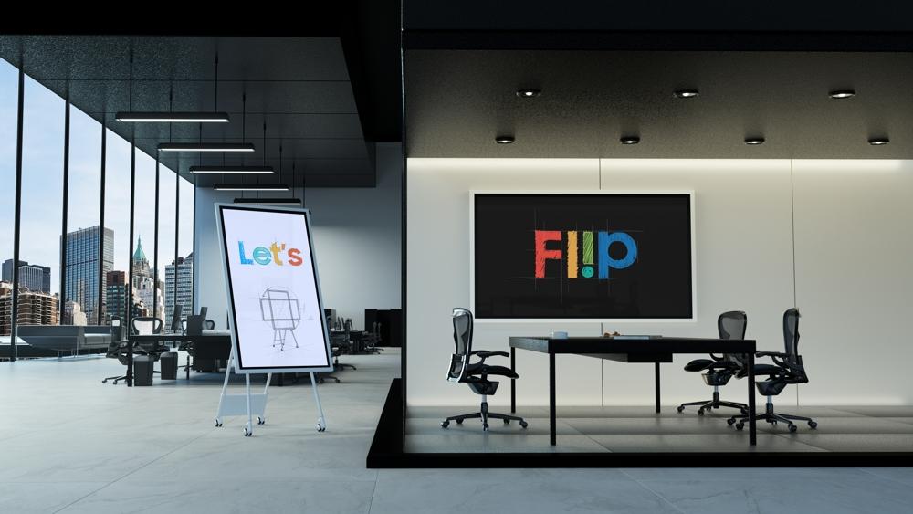 Flip 2 von Samsung.