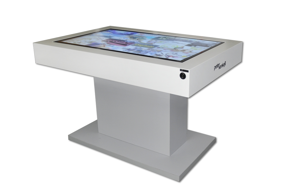 PK Touch Table von Peter Kenkel.