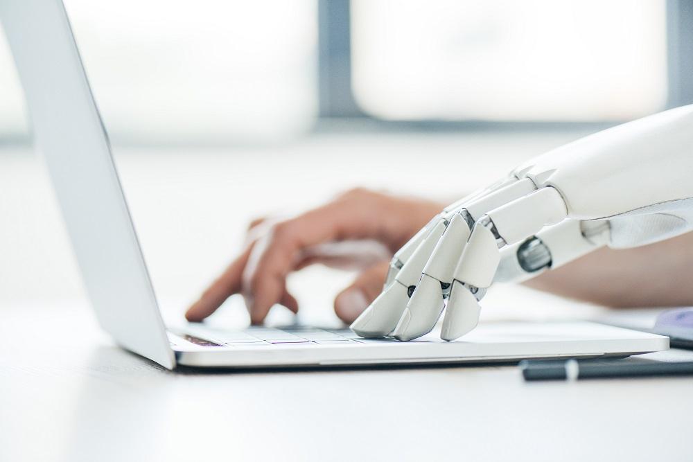 Automatisierung im Büro