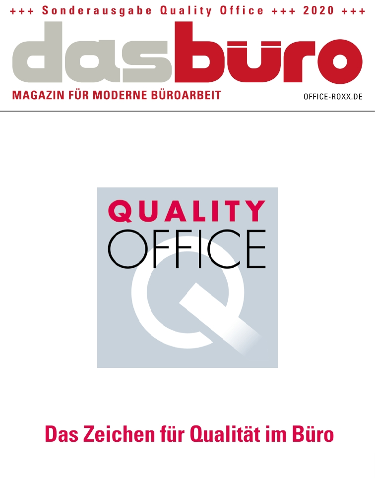 Das Büro: Quality Office 2020