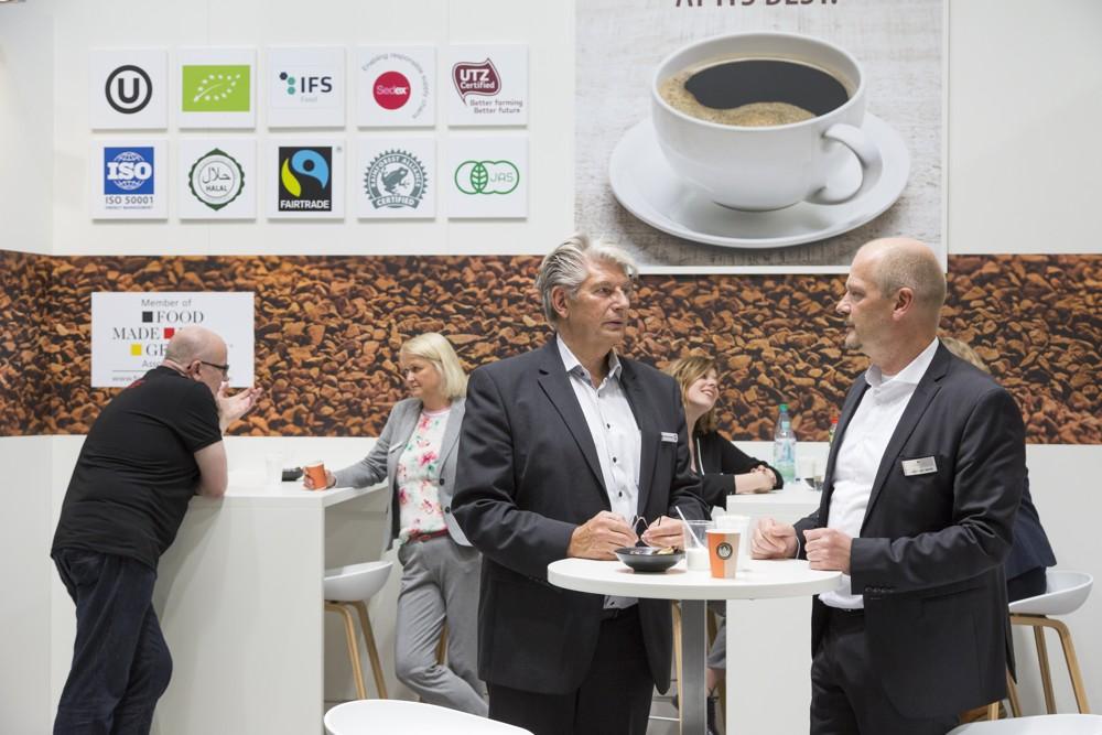 Das Thema Nachhaltigkeit beeinflusst auch die Vendingbranche. Abbildung: Koelnmesse GmbH/Euvend&Coffeena