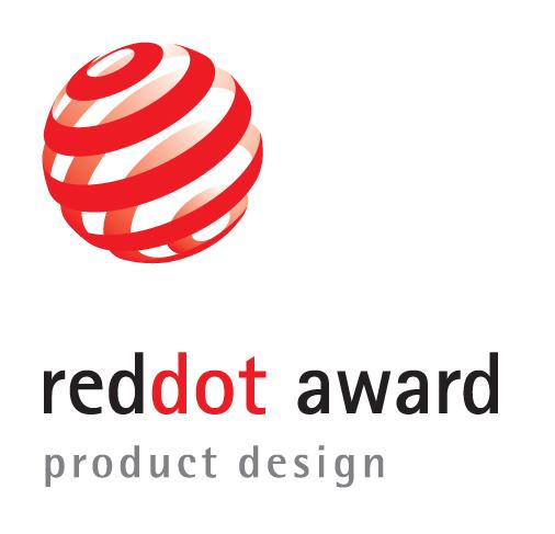 Red Dot Award Product Design.
