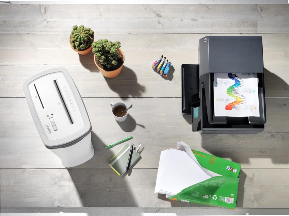 Die Kunden können bei Staples aus rund 16.000 umweltfreundlichen Produkten wählen.