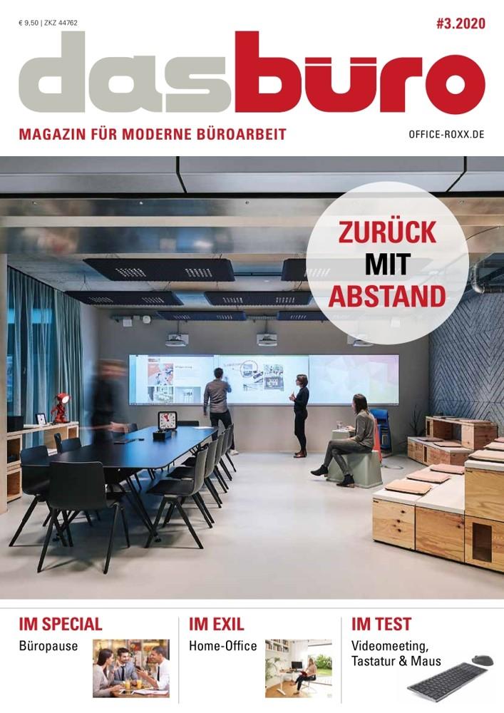 Editorial und Inhaltsverzeichnis Das Büro 3/20