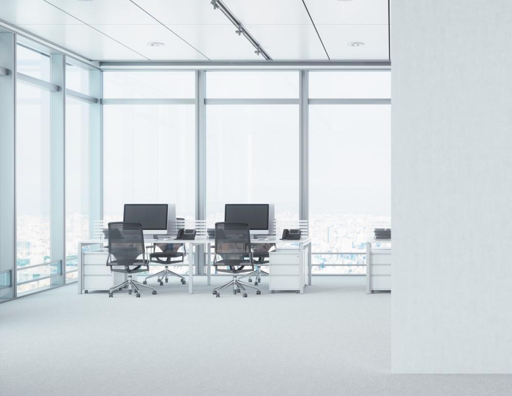 """""""Plan C"""" enthält auch viele Möblierungsmodelle, die Abstand gewärleisten. Abbildung: Staples"""