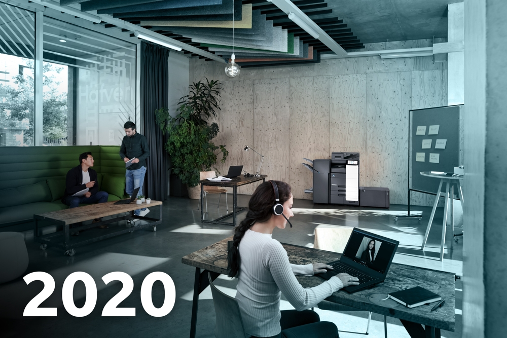 Konica Minolta Office Trends 2020