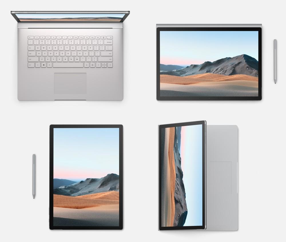 Surface Book 3 von Microsoft.