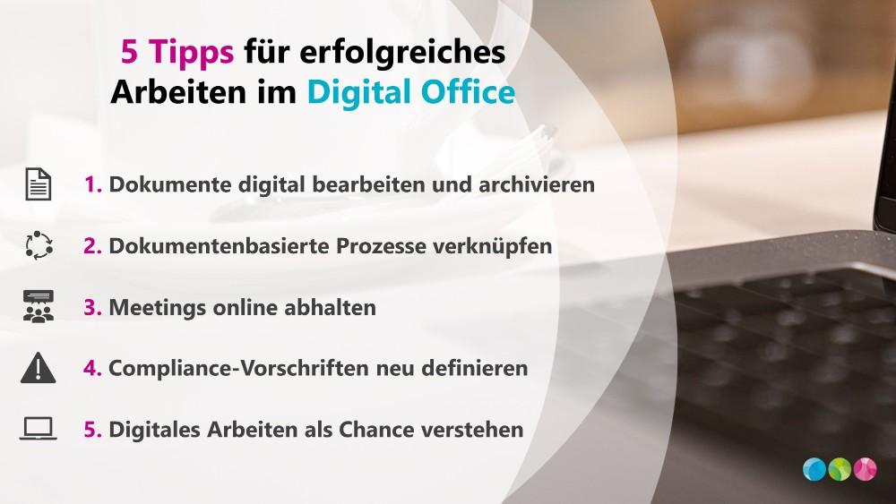 Mit wenigen Schritten zum langfristigen Erfolg.  Abbildung: BCT Deutschland