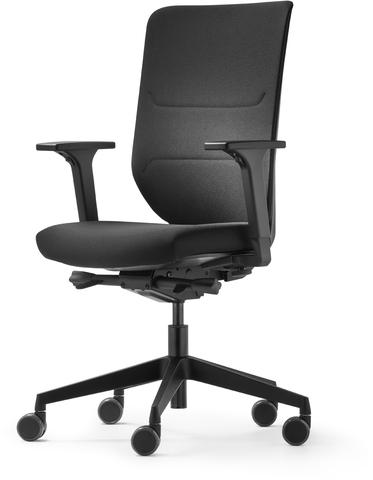 Teilnehmen lohnt sich. Unter allen Teilnehmern verlosen wir einen Trend Office Drehstuhl To-sync work comfort von Dauphin, …