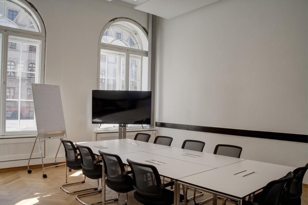 Meeting-Räume für Teambesprechungen. Abbildung: Nutrion