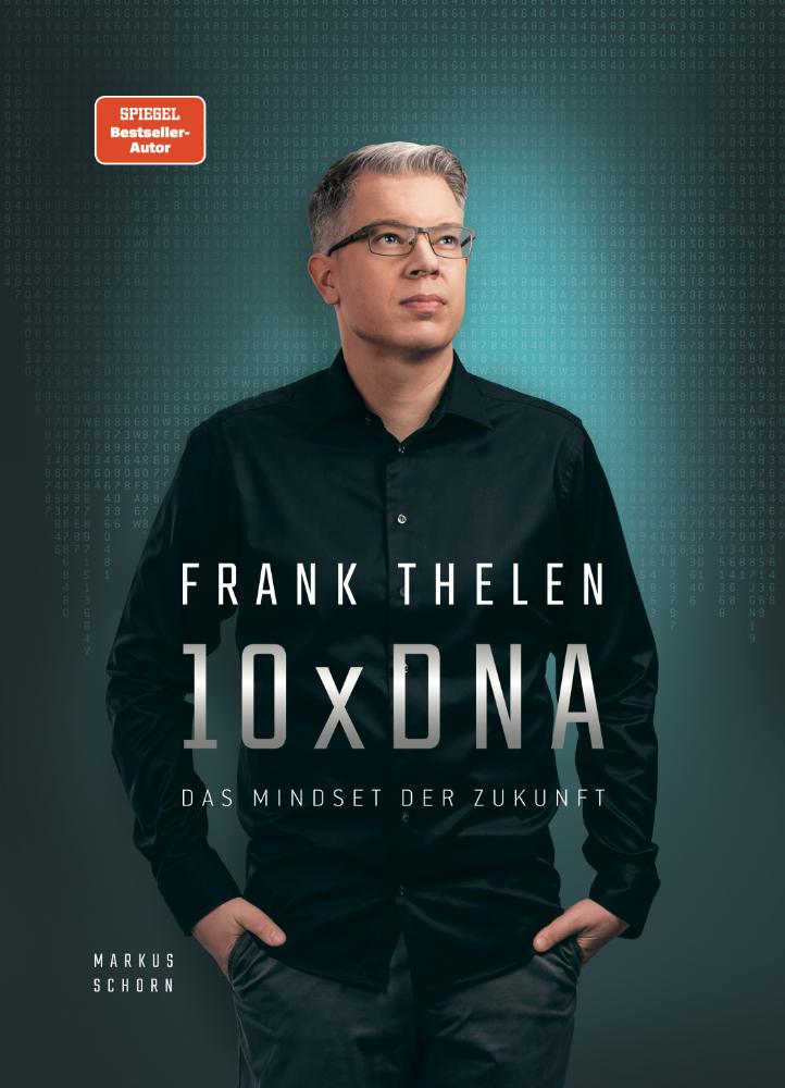 FrankThelen 10xDNA Cover
