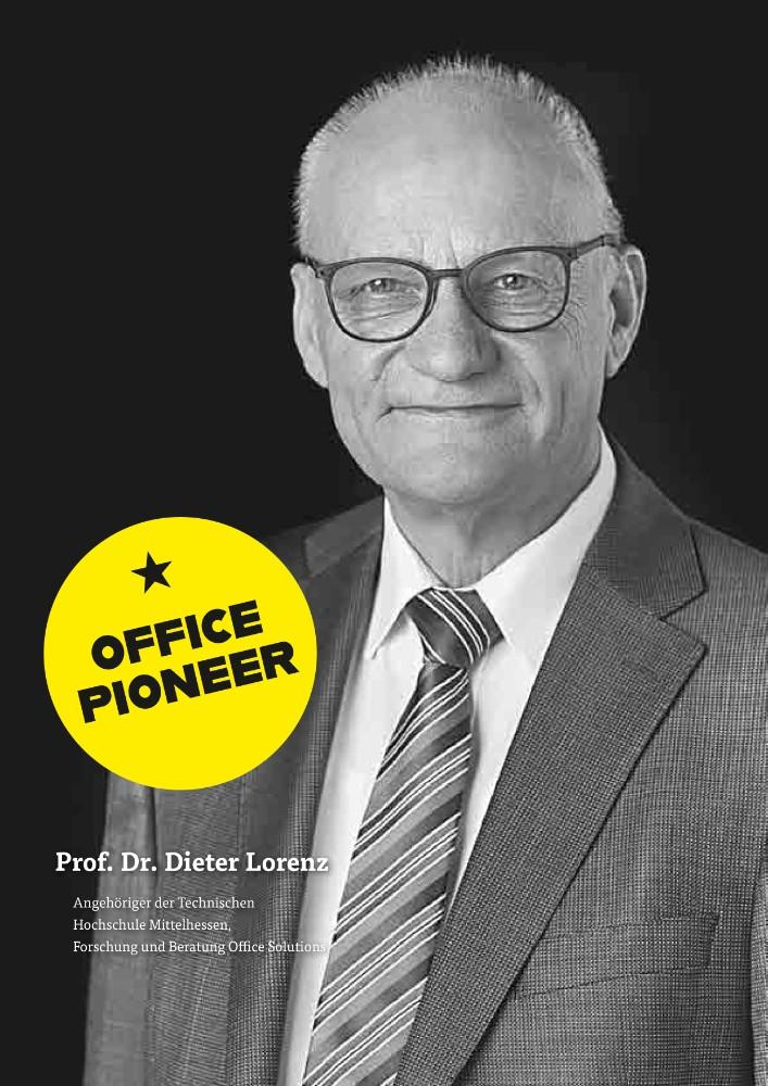 OFFICE PIONEERS Prof. Dr. Dieter Lorenz