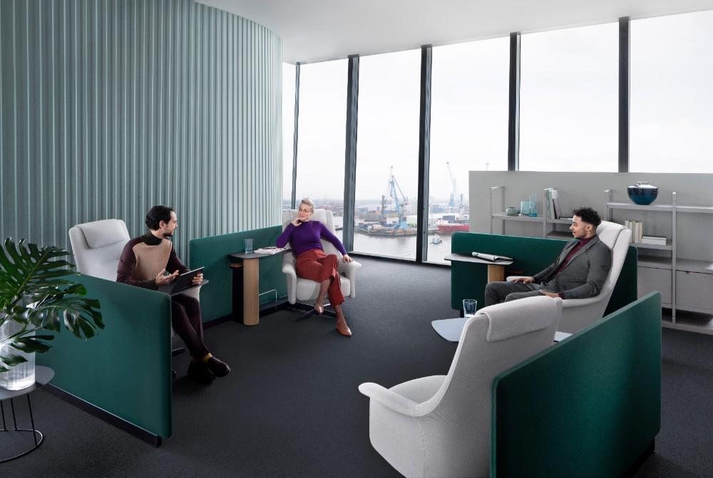 Ports Lounge von Bene.