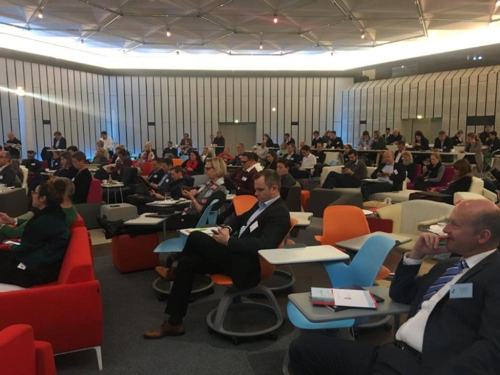 Die Teilnehmer dürfen sich auf Top-Referenten, spannende Praxisberichte und anregende Diskussionsrunden freuen. Abbildung: Management Forum Starnberg