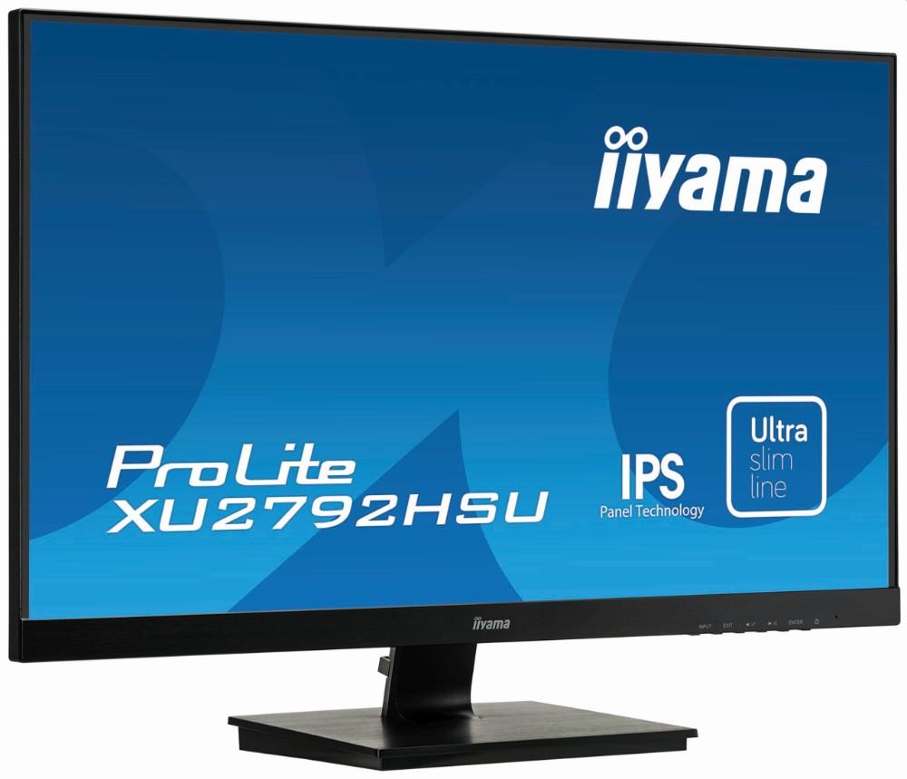 Monitor: ProLite XU2792HSU-B1 von iiyama.