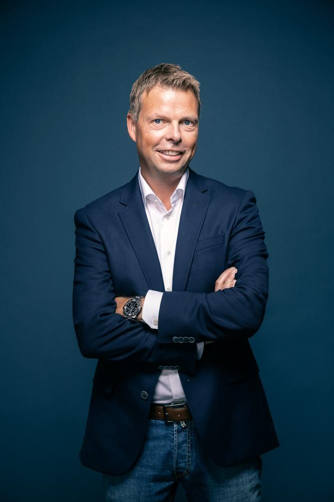 Oyvind Birkenes, Chief Executive Officer (CEO), Airthings. Abbildung: Johnny Vaet Nordskog
