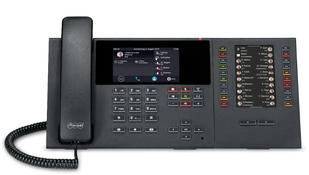Telefone und TK-Lösungen für den Büroalltag