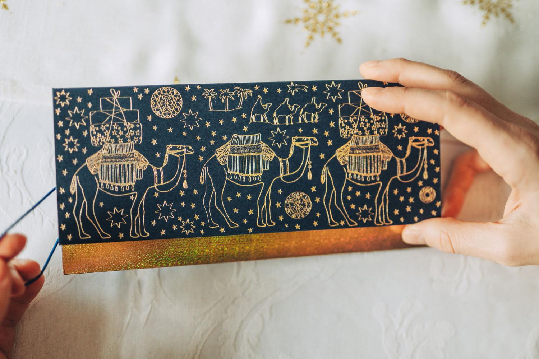 In Geschenkumschlägen von ARTEBENE kommen Geld- und Gutscheingeschenke groß raus. Ein passender Karteneinleger zum Beschriften ist inklusive.