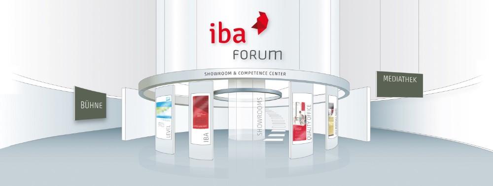 Die Anforderungen an den Homeoffice-Arbeitsplatz werden auch im Januar auf dem IBA Forum als Teil des Homeoffice Spezials thematisiert. Abbildung: IBA