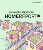 """Oona Horx-Strathern: """"Home Report 2021 – Zukunft des Wohnens und Bauens"""", 150 €."""