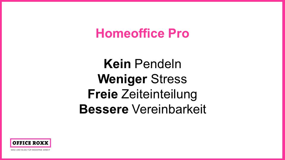 Homeoffice Pro