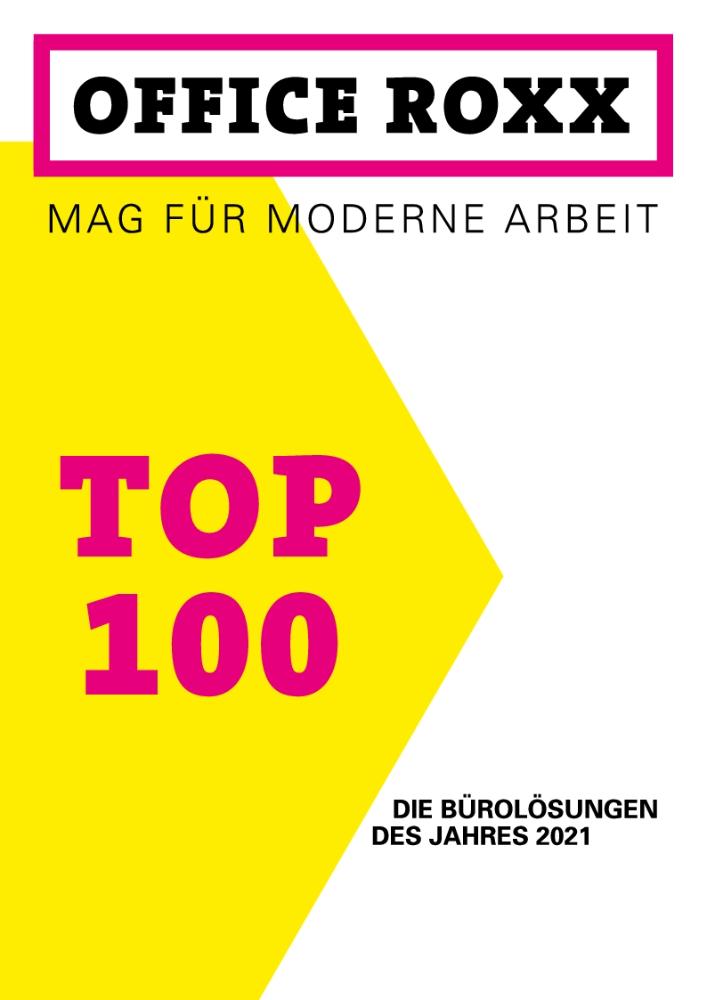 OFFICE ROXX Mag: Top 100 Bürolösungen des Jahres 2021