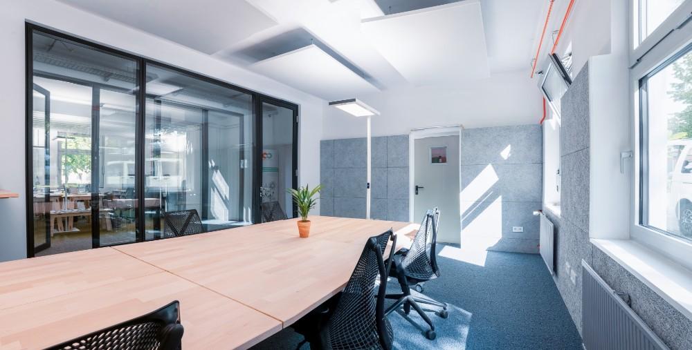 Die Büros im C2C Lab wurden vollständig nach C2C-Kriterien eingerichtet. Abbildung: Cradle to Cradle NGO