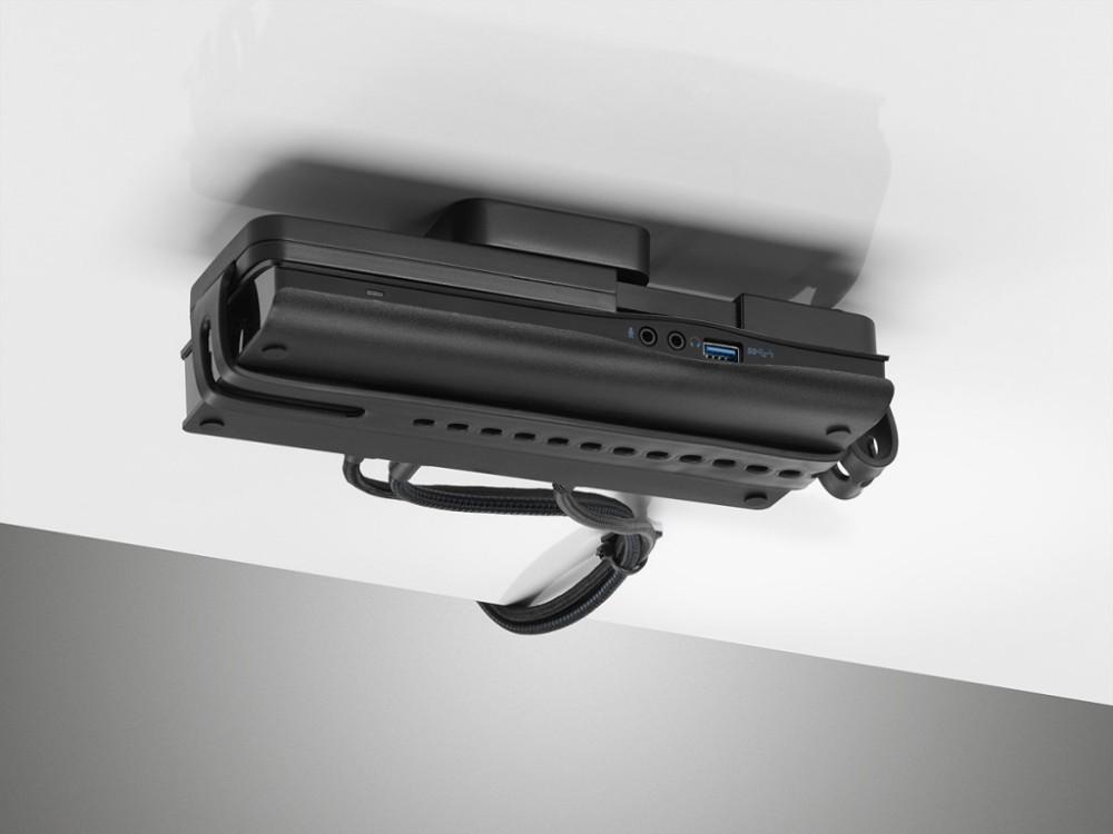 Die Micro-Version ist kompakter als ihr Vorgänger und bietet ein schlankeres Profil, das sich ideal zum Fixieren neuester Technik eignet. Abbildung: CBS