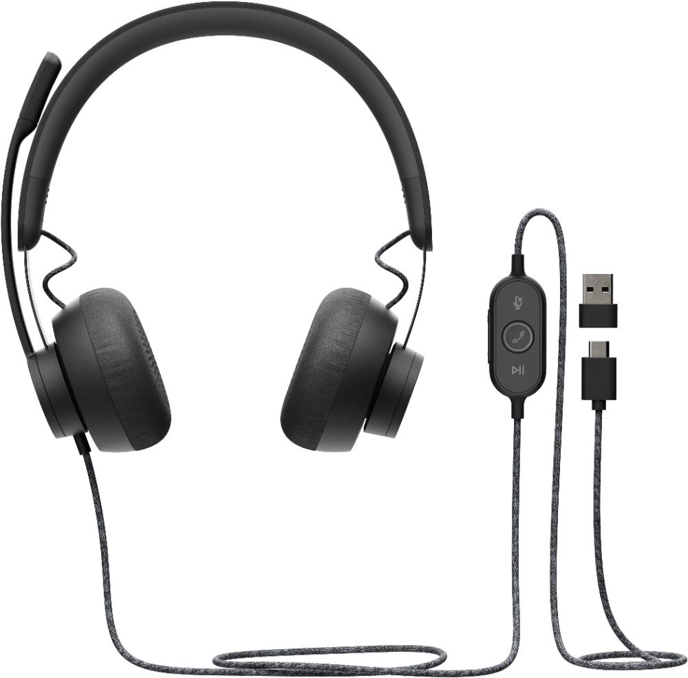 Zone Wired Headset von Logitech.