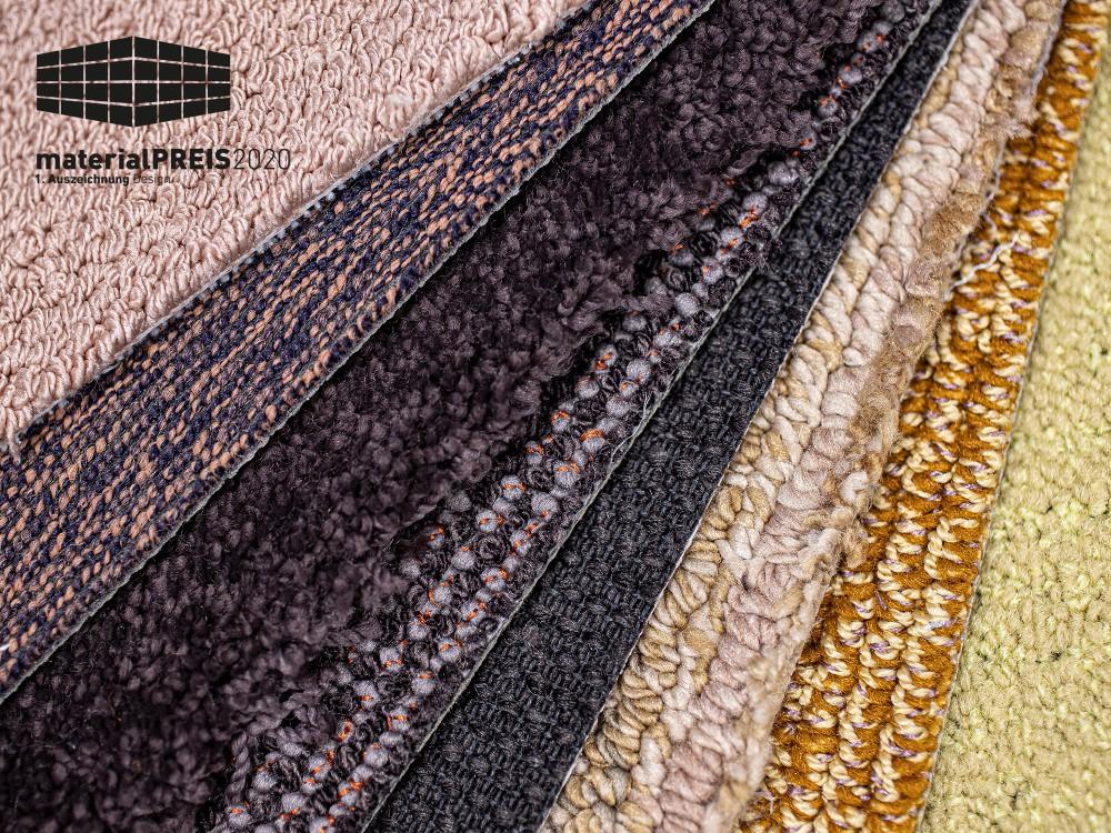 Carpet X Ippolito Fleitz Group von Object Carpet.