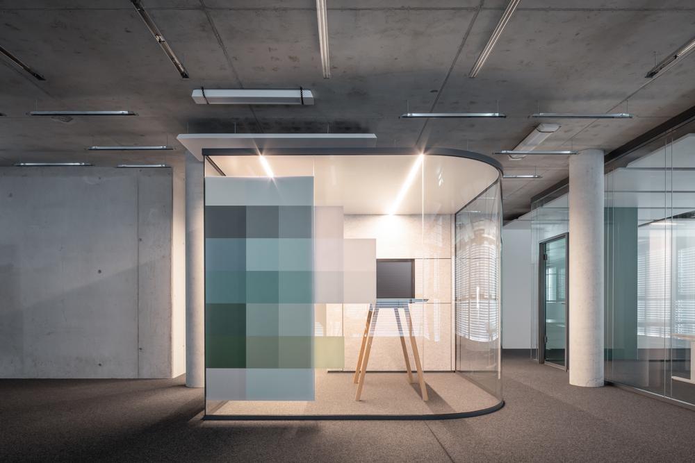 Cube Open von Lindner_